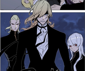 manhwa and noblesse image