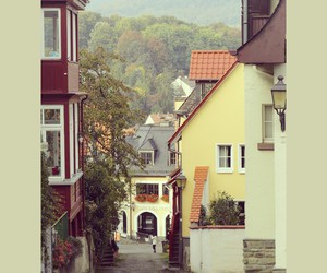germany and small town image