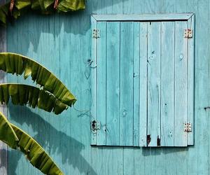 beach, bohemian, and blue image