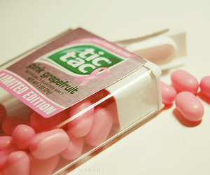 pink, tic tac, and candy image