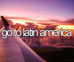 Latin America, before i die, and travel image