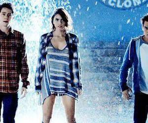 teen wolf, dylan sprayberry, and stiles stilinski image