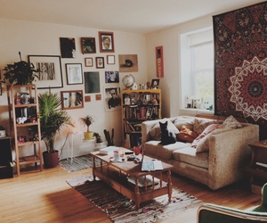 room, decor, and hipster image