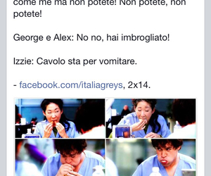 cristina yang, izzie stevens, and magic image