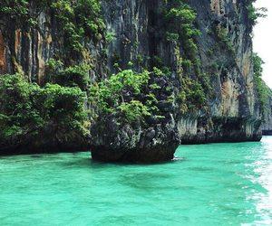 thailand, turqoise, and emerald image