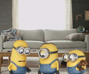 laugh, live, and minions image