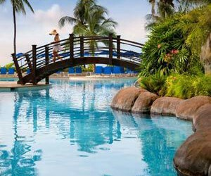 beautiful, places, and resort image