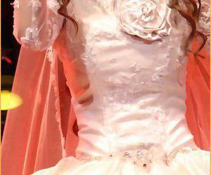 Anahi, marry, and dress image
