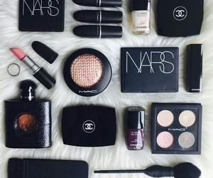 chanel, mac, and fashion image