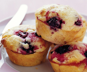 bakery, berry, and food image