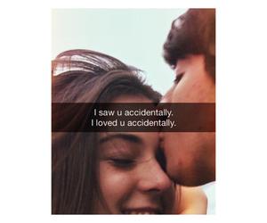 boy, kiss, and snapchat image