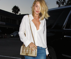 fashion, outfit, and rosie huntington whiteley image
