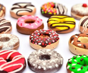 donuts and sweet image