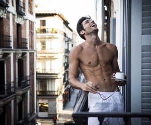 abs, Hot, and coffee image