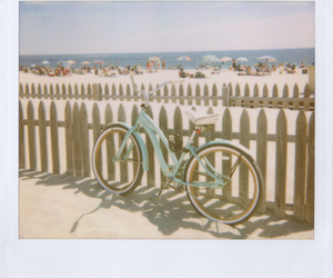 beach, relaxation, and teal image
