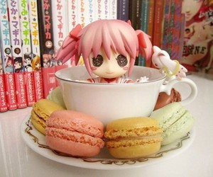 macaroons, anime, and manga image