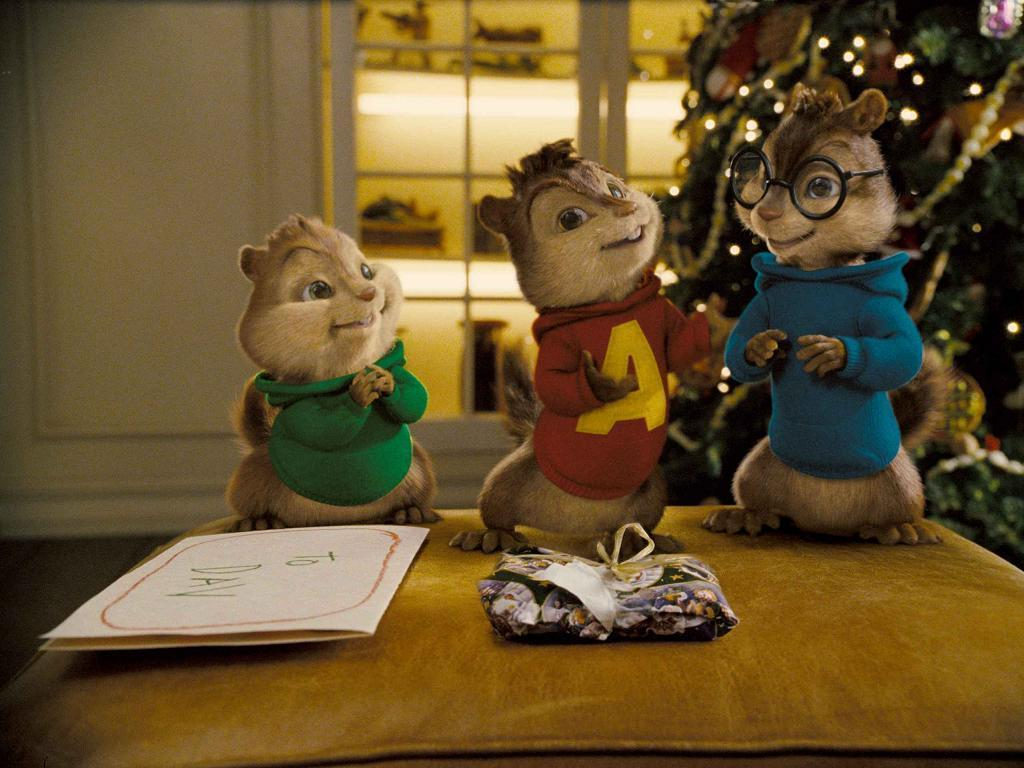 Alvin And The Chipmunks Wallpaper Alvin And The Chipmunks