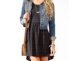 clothes, dress, and love image