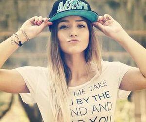 girl and swag image