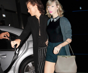 Taylor Swift, tarry, and harry and taylor image