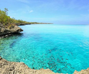 ocean and san andres image
