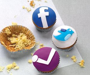 adorable, birthday, and cupcake image
