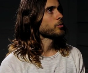 30 seconds to mars, hair, and jared leto image