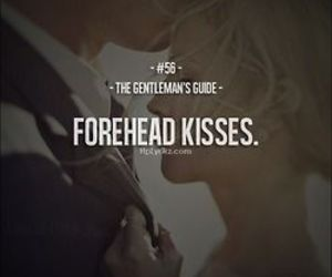 kiss, gentleman, and quote image