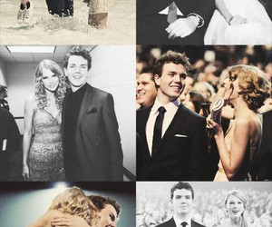 Taylor Swift and austin swift image