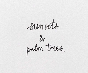 sunset, quotes, and summer image