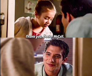 teen wolf, scott mccall, and scott image