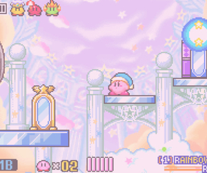 game and kirby image