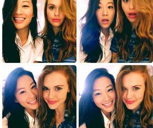 teen wolf, holland roden, and arden cho image