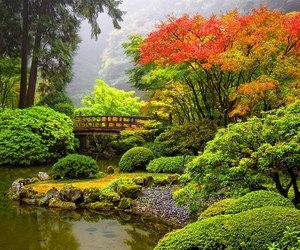 garden, oregon, and portland image
