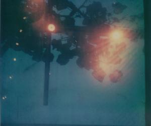 analog, dark, and sx70 image
