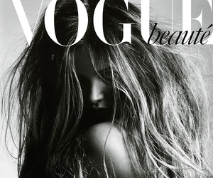 vogue, model, and beauty image
