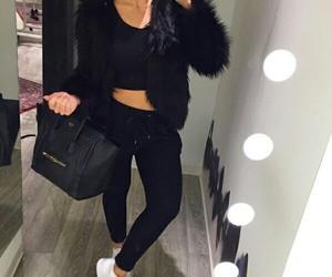 mirror, Prada, and purse image