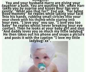 baby, 1d, and one image