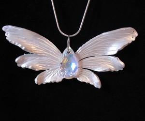 dove, fairy, and fantasy image