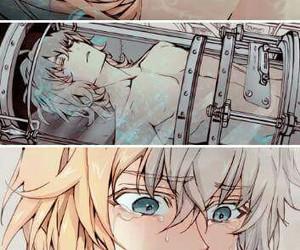 anime, anime vampire, and owari no seraph image