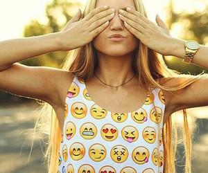 emoji, summer, and emojis image