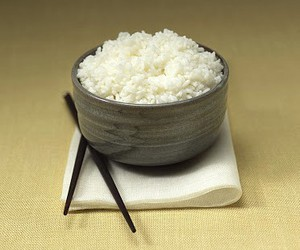food, japanese food, and rice image