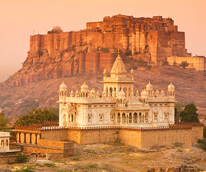 india, travel, and jodhpur image