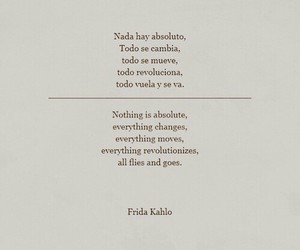 quotes, frida kahlo, and change image