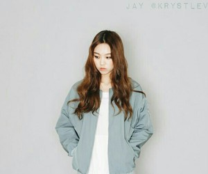 asian girl, casual, and fashion image