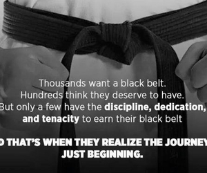 fighting, journey, and karate image