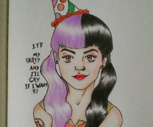 cry baby, dollhouse, and drawing image