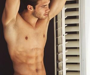 boy, Hot, and tumblr image