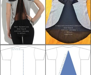 bow, diy, and fashion image