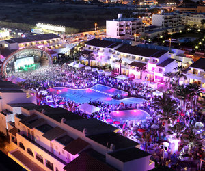 clubbing, ibiza, and party image